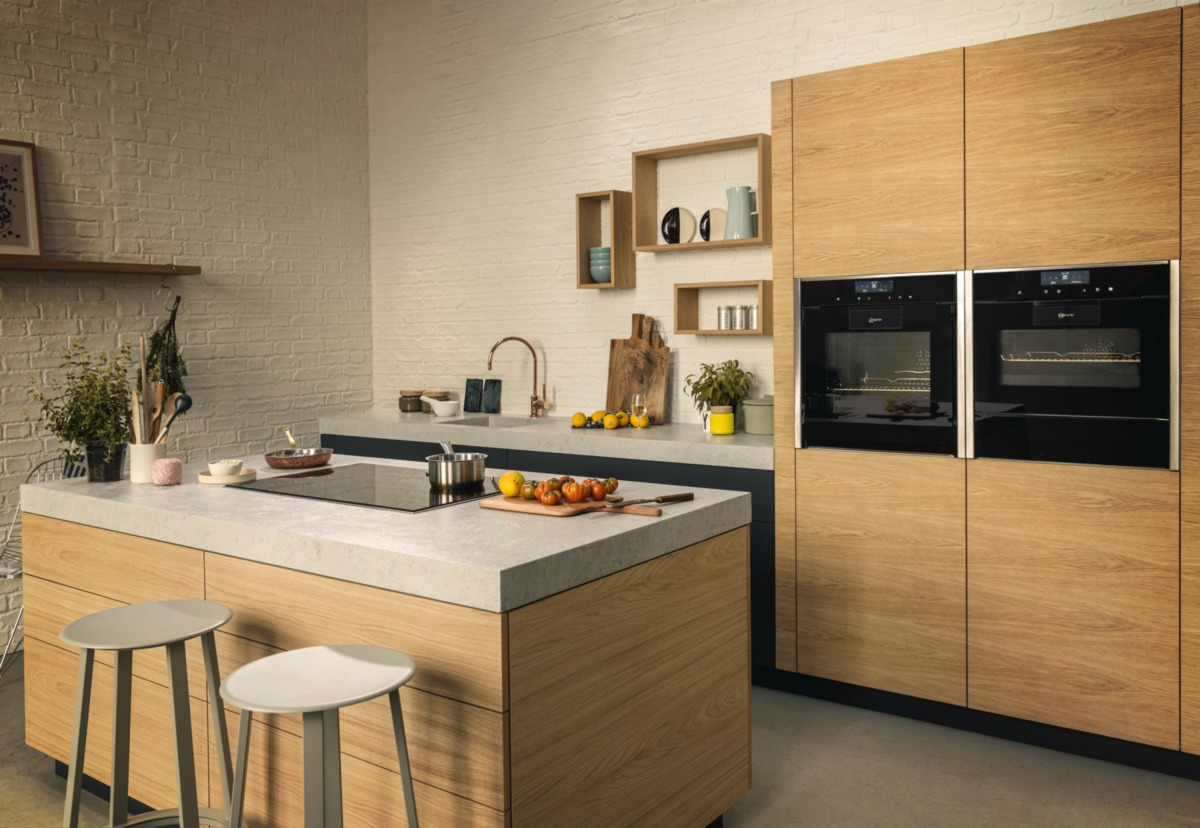 Here At Two Guys We Have Our Own Working Neff Kitchens Which Allows Us To  Host Regular Live Cookery Demonstrations, So You Can See The Neff  Appliances In ...